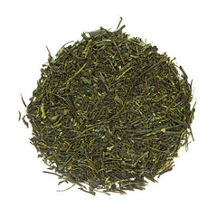 fukamushi loose green tea
