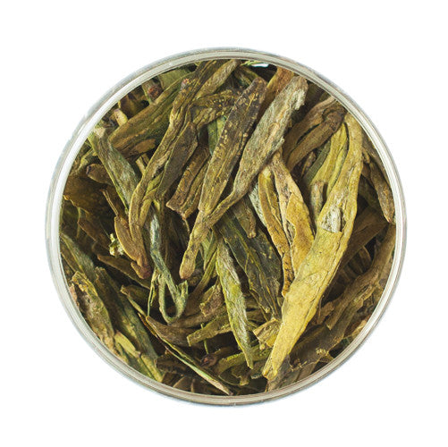 Long Jing Organic Green Tea
