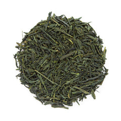 pure loose green tea