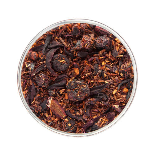 blueberry rooibos tea