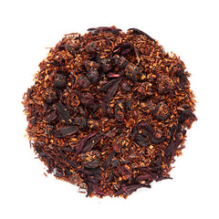 loose blueberry rooibos tea