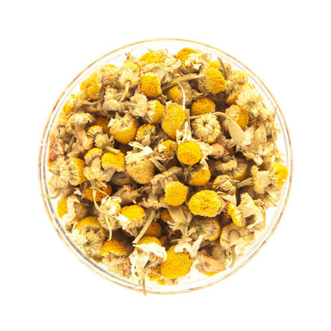 Chamomile Blossoms Organic Herbal Tea