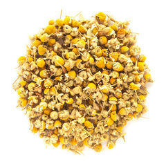 the chamomile that we put into our sachets