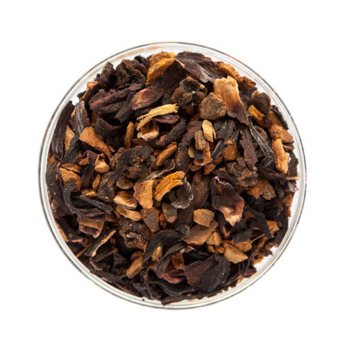 cinna plum herbal tea