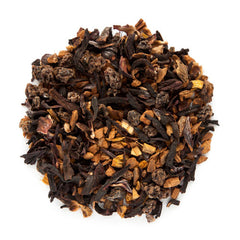 cinna plum loose tea leaves