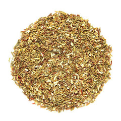 green rooibos organic tea leaves