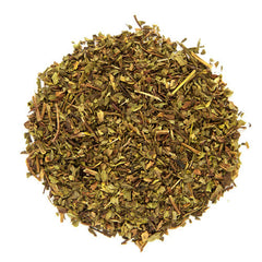 peppermint loose herbal tea
