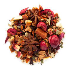 Pink Christmas Organic Herbal Tea