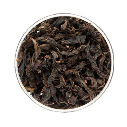 big red robe (da hong pao) tea