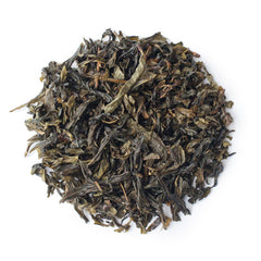 coconut baozhong oolong leaves
