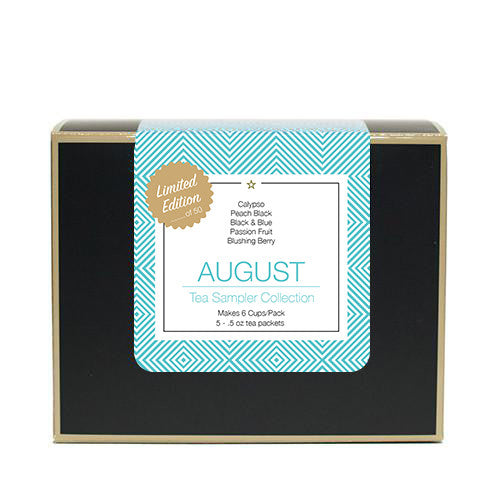 August Tea Sampler Collection