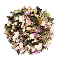 american beauty organic white loose tea