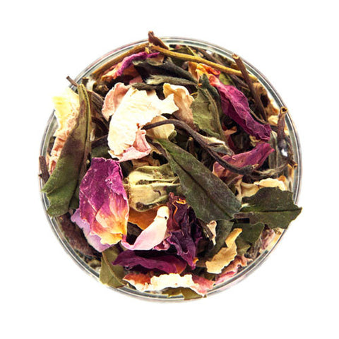 La Vie En Rose Organic White Tea