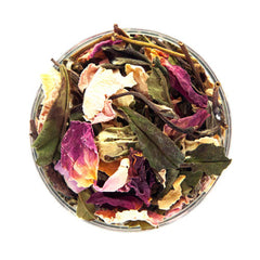 la vie en rose white tea