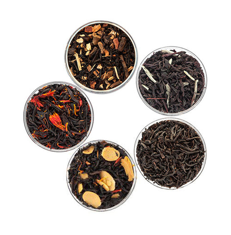 Black Tea Sampler Collection