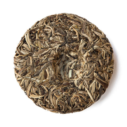 Sun-Dried Silver Tips Raw Pu Er
