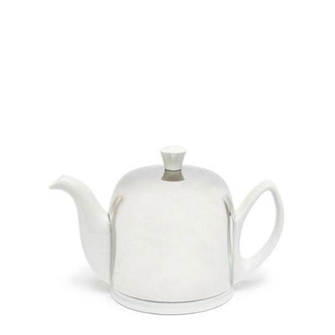 4 - Cup Salam Teapot (White)