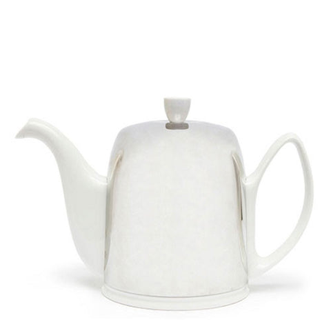 8 - Cup Salam Teapot (White)