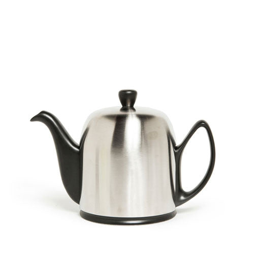 Guy Degrenne Modern Salam Tea Pot Black
