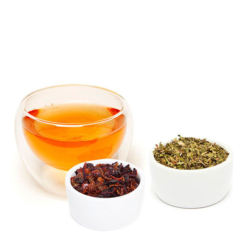 caffeine-free monthly herbal tea subscription