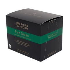 Pure Green Organic Tea Sachets