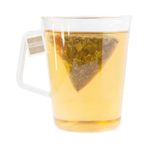 White Citron Organic Tea Sachets