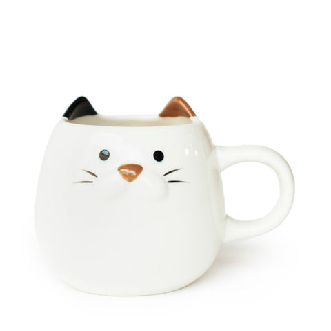 Calico Cat 10oz Mug