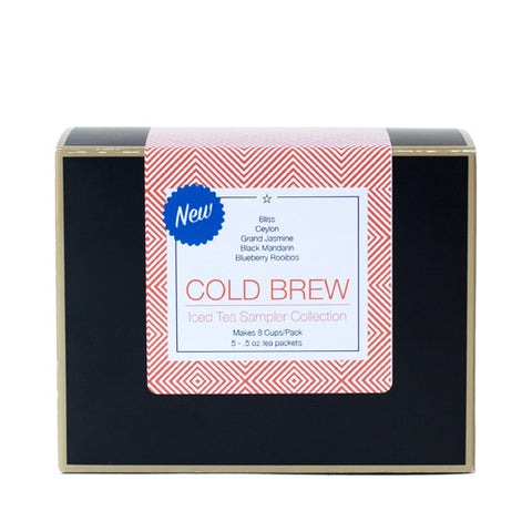 Cold Brew Iced Tea Sampler Collection