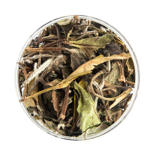 Pure White Organic Tea