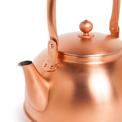 Copper Akagane Japanese Kettle