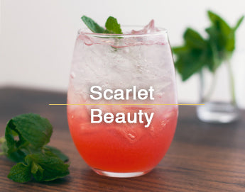 Scarlet Beauty Iced Tea Recipe