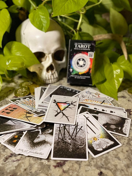 """The Wild Unknown"" Tarot Cards"