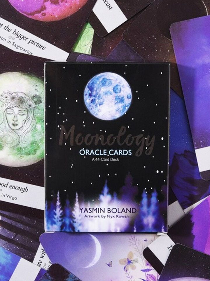 "Moonology Oracle Cards"" Tarot Deck"