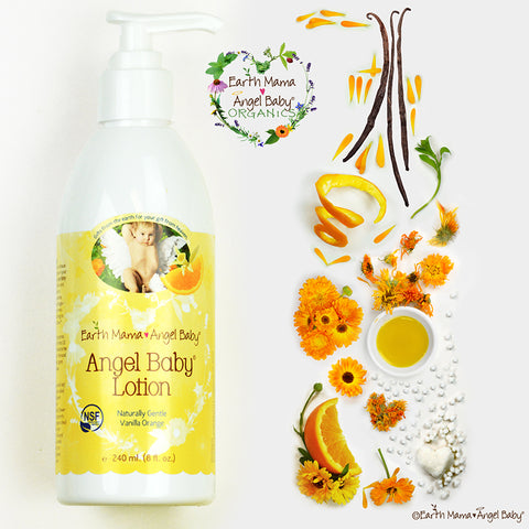 Angel Baby Lotion