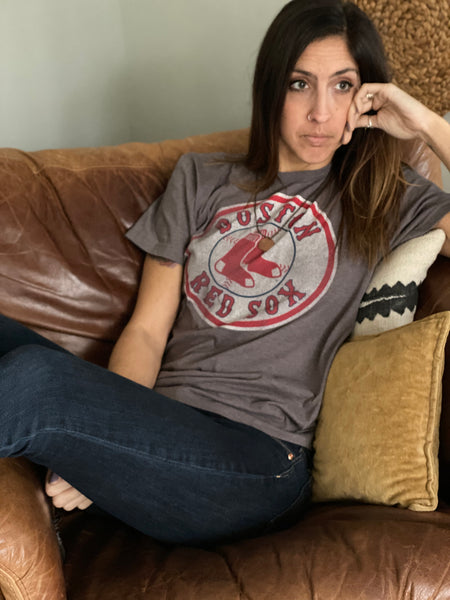 Boston Red socks (Retro T-Shirt)