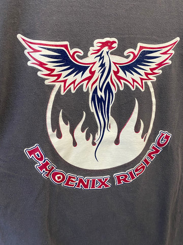 Phoenix Rising (Retro T-Shirt)