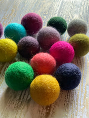 Small pet balls (Set of 3)