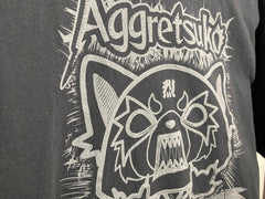 Aggretsuko (Retro T-Shirt)