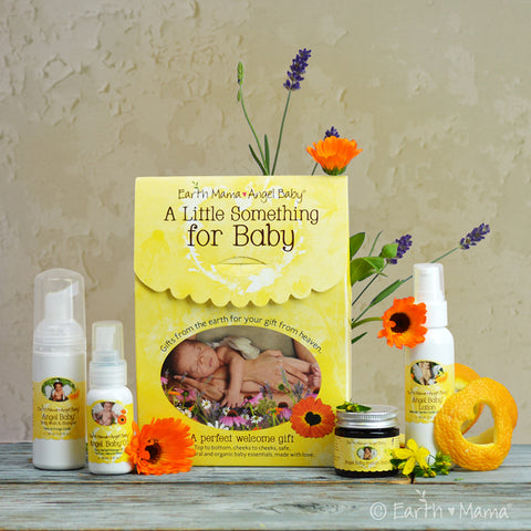 A Little Something for Baby Gift Set