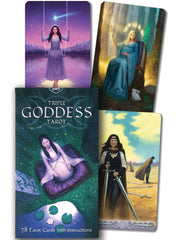 """Triple Goddess"" Tarot Deck"