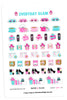 Everyday Glam May Planner Stickers