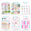 Glam May Digital Planner Stickers