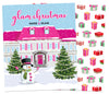 Glam Christmas Planner Cover