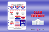 Glam Election Planner Stickers