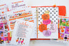 Glam October Planner Collection by Paper & Glam