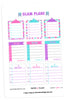 Glam Plans April Planner Stickers