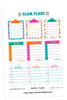 Glam Plans September Planner Stickers