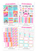 Glam Summer Weekly Planner Kit by Paper & Glam