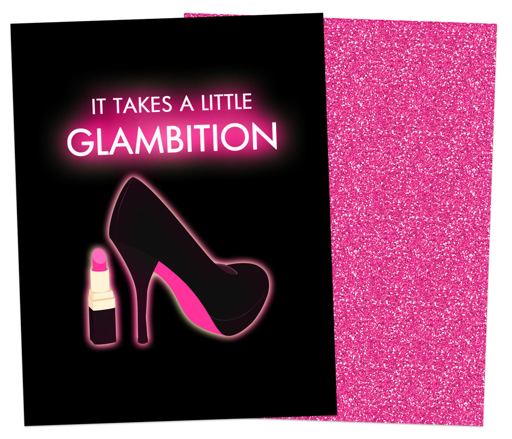 Glambition Planner Cover