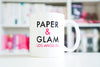 Paper & Glam Los Angeles Mug